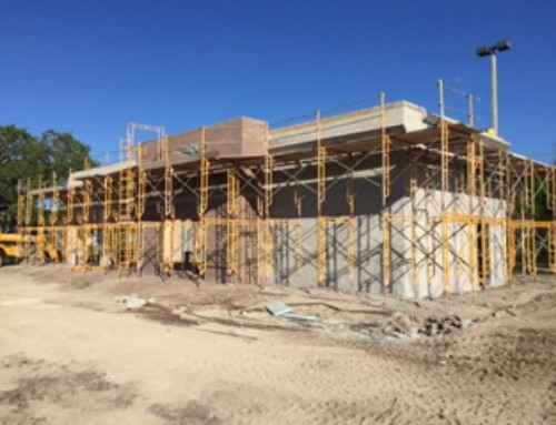 ABI Begins new ground-up building for Starbucks in Largo, Florida
