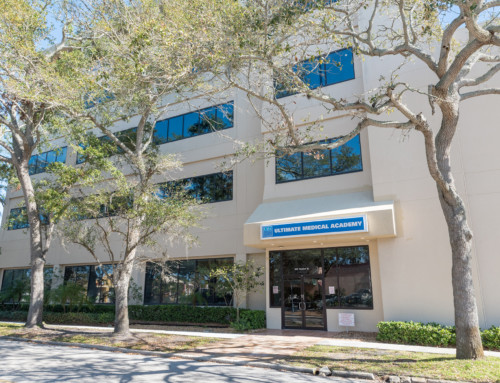 Ultimate Medical Academy – Tampa, FL  150,000 SF